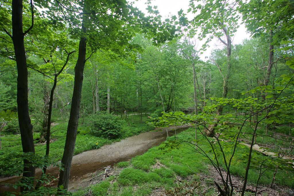 Northeast Ohio hiking trails