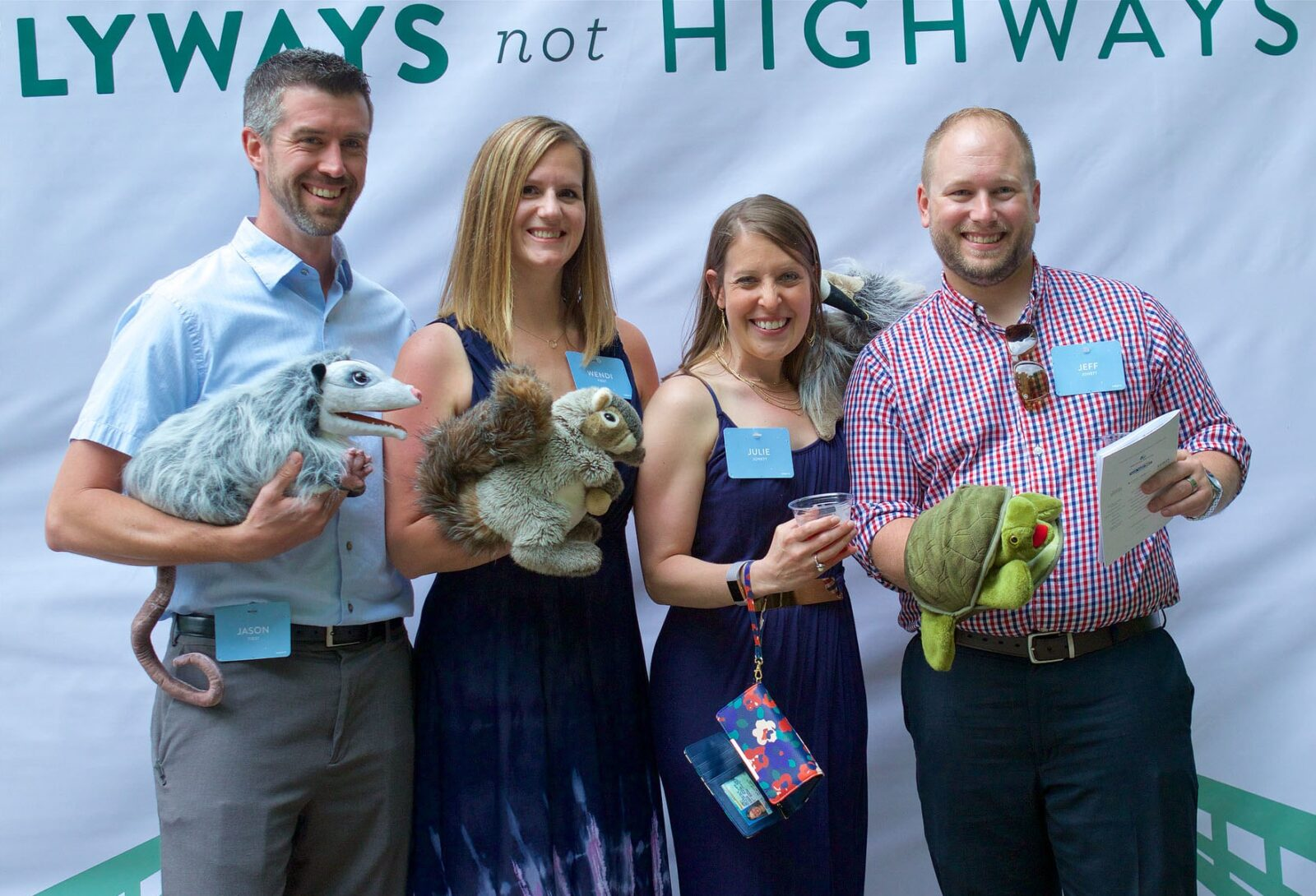 Flyways not Highways Shaker Lakes annual benefit